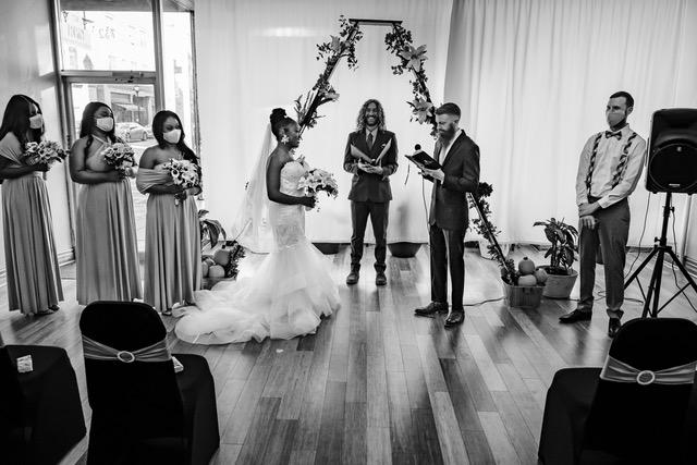 Wedding at Dreams November 2020